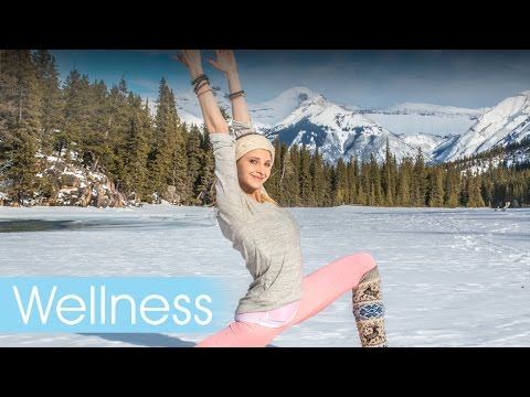 Beginners Yoga in Banff, Alberta | Boho Beautiful | CBC Life
