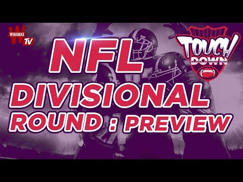 🏈 NFL 2020 - Divisional Round : preview !