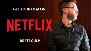 How to get YOUR film on NETFLIX