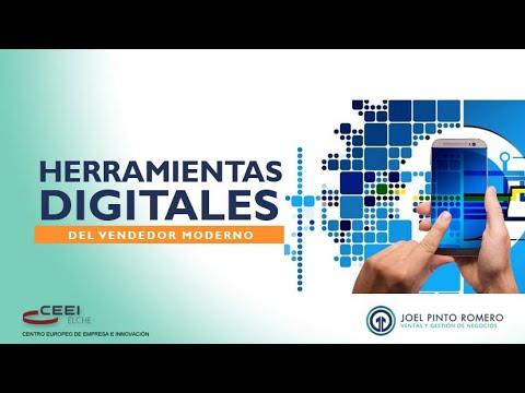 Herramientas Digitales del Vendedor Actual - Del CRM al Email marketing