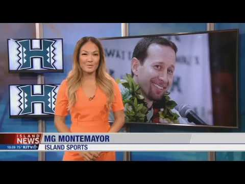MG Montemayor KITV Sports 10PM (11-22-17)