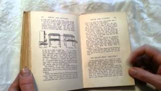 SCARCE COMPENDIOUS ILLUSTRATED 1920 BOOK on CONJURING & ESCAPOLOGY
