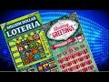 WINS! $20 Million Dollar Loteria& $5 Holiday Greetings Texas Lotterry