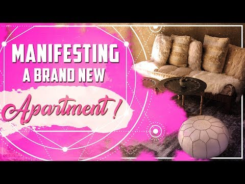 How I Manifested My NEW HOME | Apartment Law of Attraction Success Story