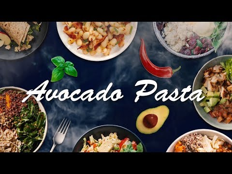 Gluten Free Canada Cooking Video - EP03 -Avocado Pasta