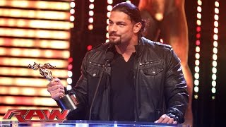 Superstar of the Year: 2014 Slammy Award Presentation