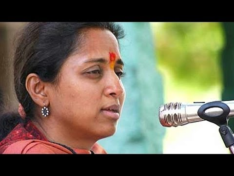 Special Interview with Supriya Sule