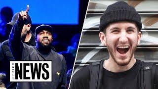 Diehard Kanye Fans React To 'JESUS IS KING' | Genius News