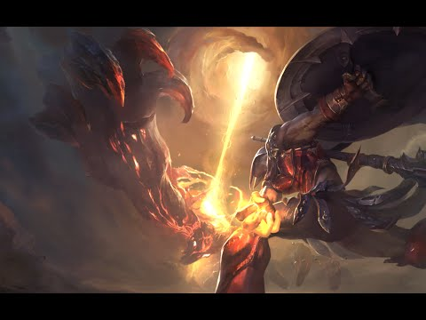 League of Legends ESPORTS SEASON 2015 Login Theme