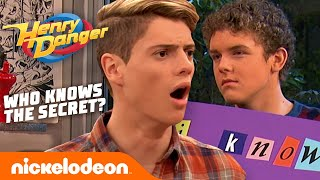 Who ACTUALLY Knows Henry Danger 39 s Superhero Secret Nick