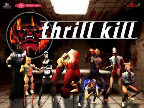 Thrill kill скачать игру