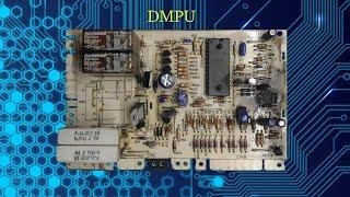 Ремонт электронного модуля стиральной машины ARDO (DMPU)