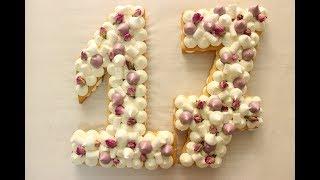 ТОРТ ЦИФРА ✧ ТРЕНД ГОДА ✧ ALPHABET CAKE RECIPE ✧ NUMBER CAKE ✧ Yılın Trendi Harf ✧ Sayı Pasta Tarifi