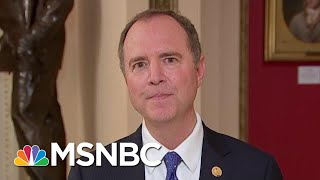 Why Is Devin Nunes Calling Rudy Giuliani And Lev Parnas? | The Last Word | MSNBC