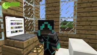 ФРОСТ и его СЕМЬЯ - Minecraft Machinima