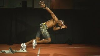 SECRETS D'ATHLÈTES - le 100m - Asafa POWELL thumbnail