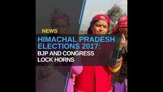 Himachal Pradesh Elections 2017: BJP and Congress Lock Horns