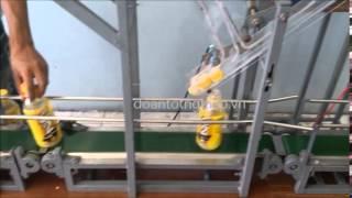 Đề tài cải tiến hệ thống chiết rót đóng chai tự động điều khiển PLC S7 300