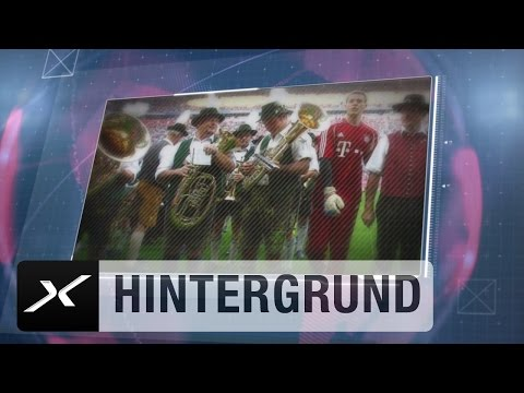 Fakt des Tages: Der FC Bayern München ist zur Wiesn unbesiegbar | Bundesliga | Oktoberfest