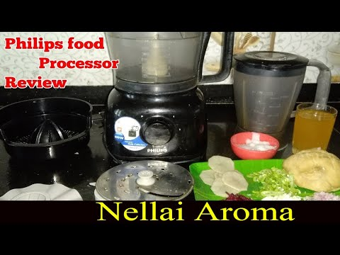 How To Use Philips Food Processor