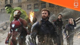 Avengers 4 Set Photos Confirm Major Location & More