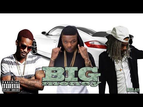 Big Money | August 2016 | New Dancehall Mix | Wiz Kid, Popcaan, Alkaline+DL