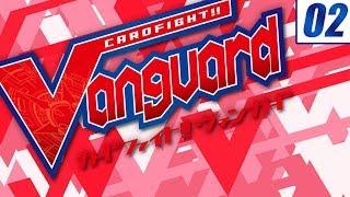 2[Cardfight Image] [Sub]!! Vanguard Resmi Animasyon - Öncü Binmek!