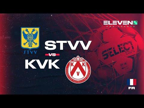 St. Truiden Kortrijk Goals And Highlights