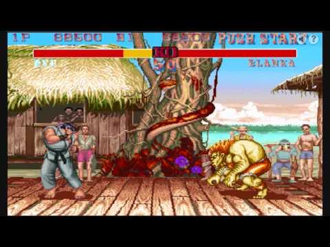 Hypercam 2 Test: Street Fighter II CE