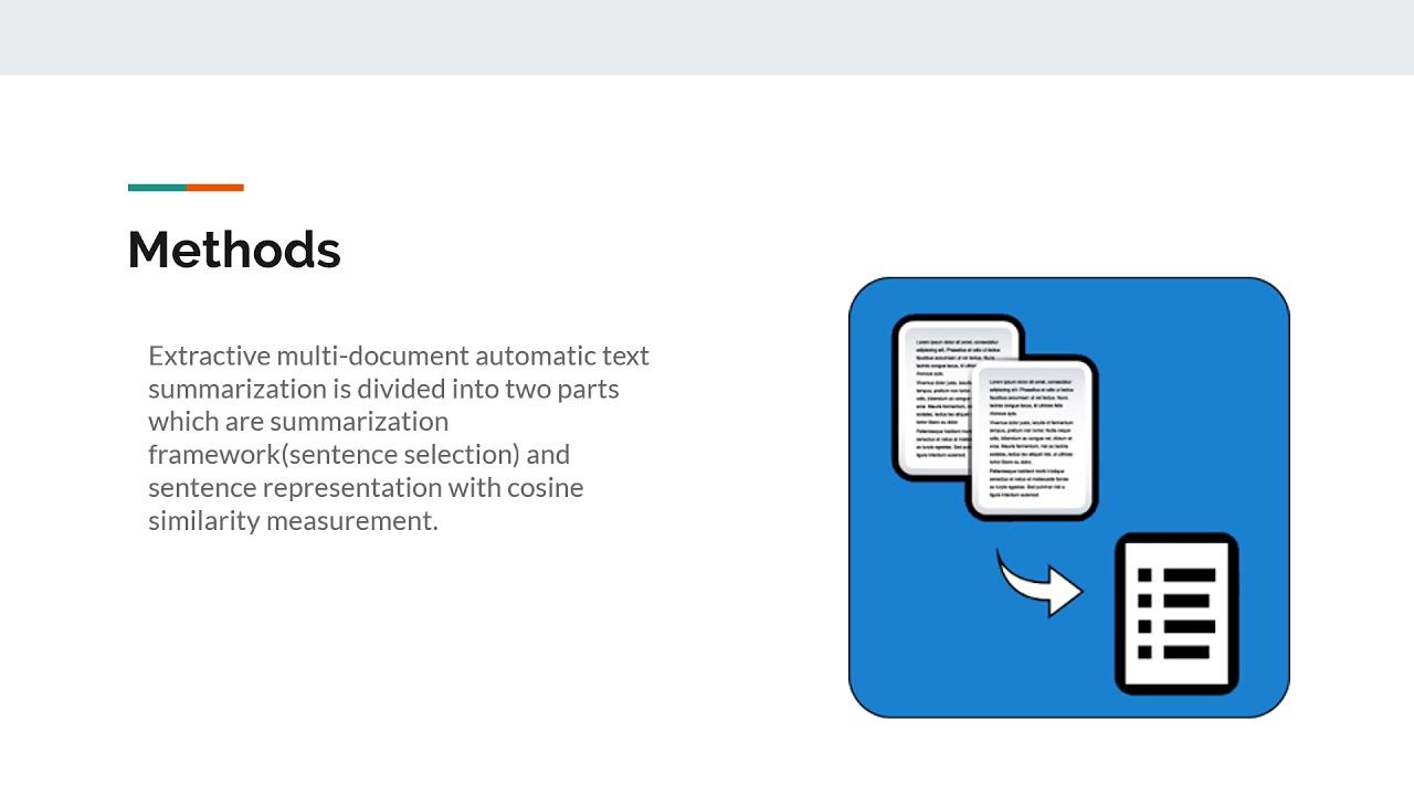 Extractive Text Summarization   CmpE WEB