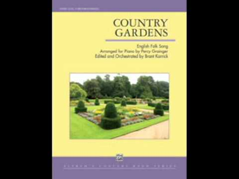 Country gardens - arr. brant karrick mp3