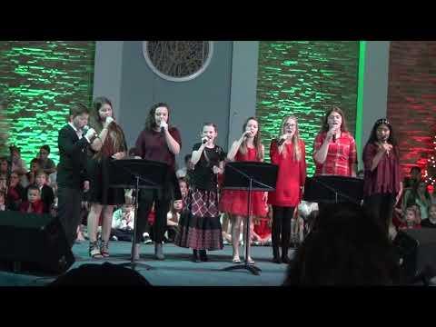 """""""How Glorious The Love"""" Venice Christian School Christmas Program 2017"""