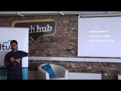 TechHub Riga meetup July 2015 - Eldars Loginovs - CEO and Co-founder at Fabula