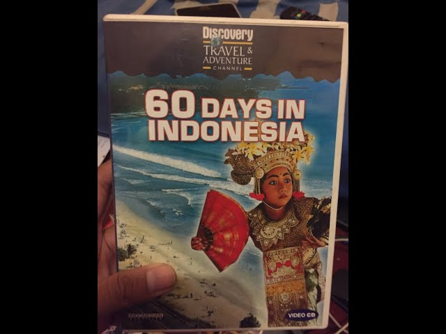 Opening to 60 Days in Indonesia 2004 VCD