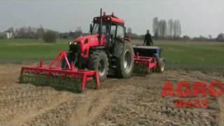 AGRO-MASZ - Agregat Uprawowy przedni TUZ - AUP40