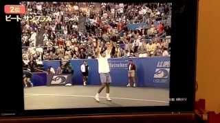 テニス世界ランキング連続週ランキングTOP5