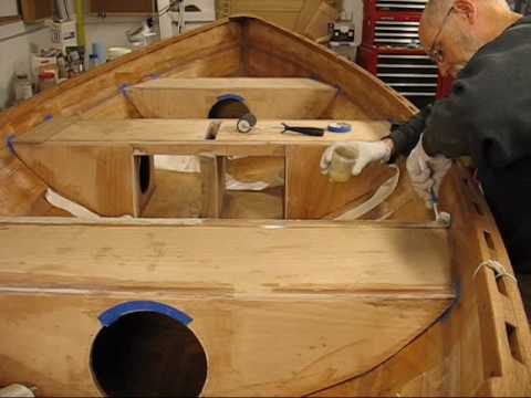 Part 24-3 Finishing the Interior Seams.wmv