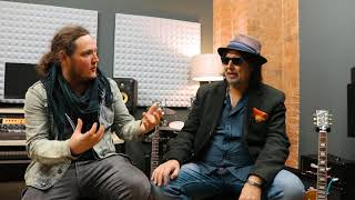 PHIL CAMPBELL AND THE BASTARD SONS –  Phil and Neil Talk Best Guitar Solos (OFFICIAL INTERVIEW)