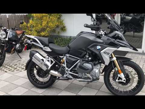 2020 BMW R 1250 GS Low In Black Storm Metallic At Euro Cycles Of Tampa Bay