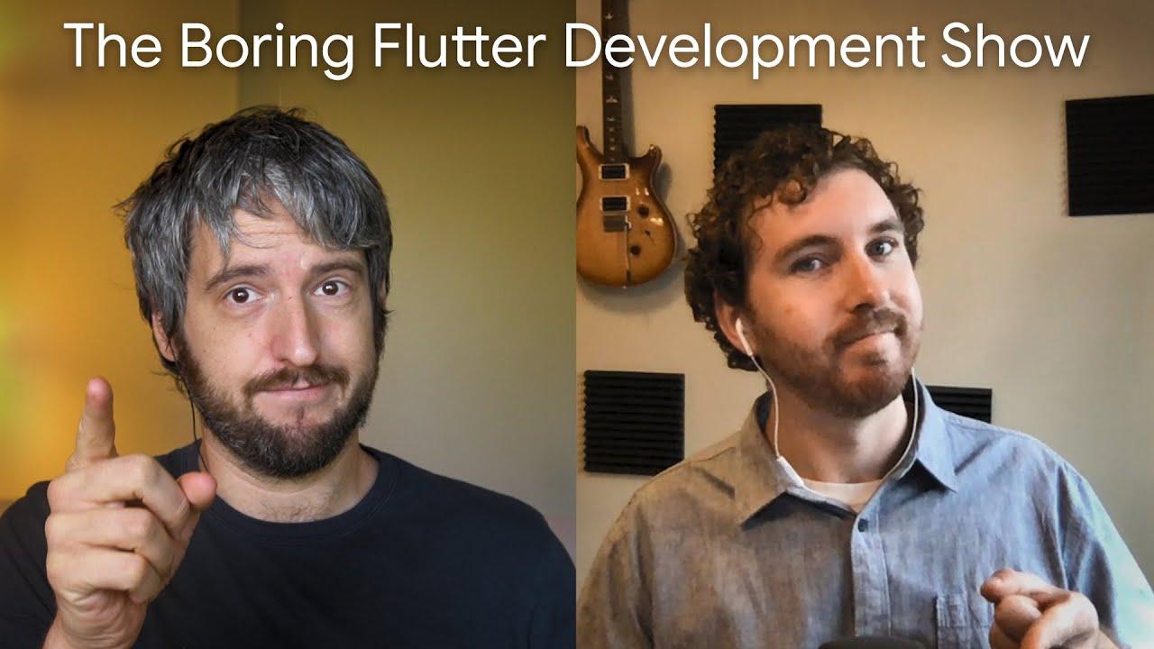 Adopt-A-Widget (The Boring Flutter Development Show, Ep. 41)