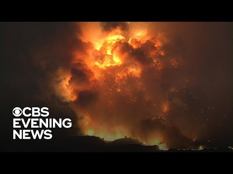 California wildfires burn more than 100,000 acres