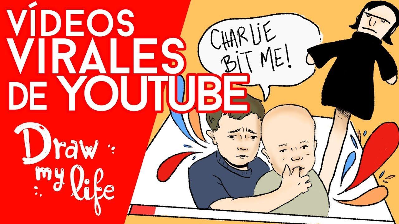 ROMPIERON YOUTUBE: Los vídeos más virales - Draw My Life en Español