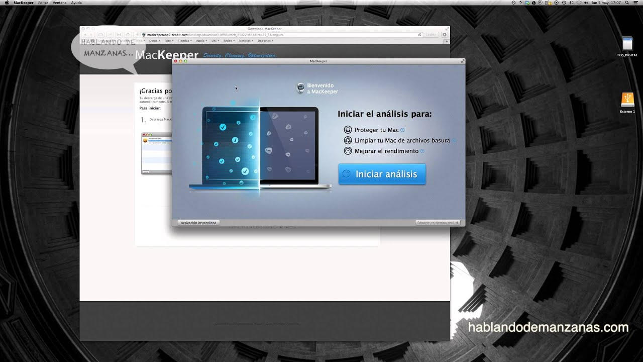 how to get rid of mackeeper ads on mac
