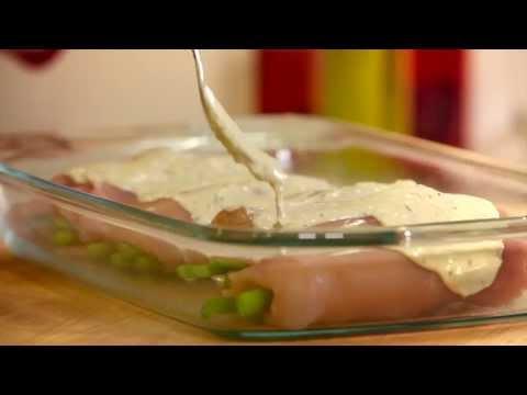 How to Make Chicken Asparagus Rollups | Chicken Recipes | Allrecipes.com