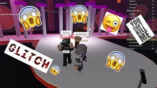 How To Glitch In Roblox Got Talent| You Can't Kill Me