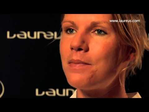 Esther Vergeer Interview