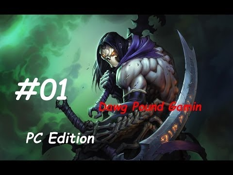 Darksiders 2 Part 1 Commentary Walkthrough Nonlinear Gameplay HD