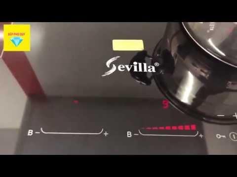 (Bếp Phú Qúy) Bếp điện từ Sevilla SV M500T