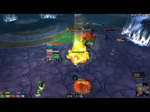 Apocalypse Riders vs Grand Empress Shek'zeer 10man Normal