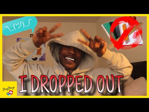 I DROPPED OUT!!!!! (NO LONGER GO TO MOREHOUSE COLLEGE)